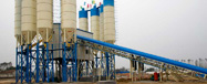 Belt Type Concrete Batch Plant